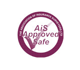 Phoenix Safes are approved by the Association of Insurance Surveyors (AiS)