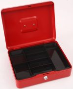"Phoenix 12"" Cash Box CB0103K with Key Lock 1"
