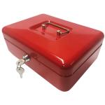 "Phoenix 8"" Cash Box CB0101K with Key Lock 1"