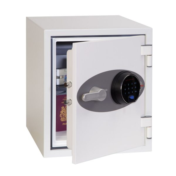 Phoenix Titan FS1282F Size 2 Fire & Security Safe with Fingerprint Lock