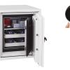 Phoenix Datacare DS2003F Size 3 Data Safe with Fingerprint Lock 1