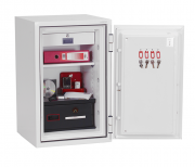 Phoenix Datacombi DS2502F Size 2 Data Safe with Fingerprint Lock 1
