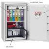 Phoenix Datacombi DS2503F Size 3 Data Safe with Fingerprint Lock 5