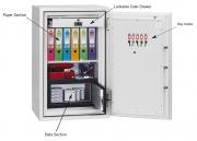 Phoenix Datacombi DS2503K Size 3 Data Safe with Key Lock 14