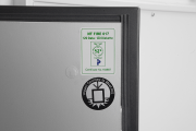 Phoenix Data Commander DS4621K Size 1 Data Safe with Key Lock 12