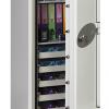 Phoenix Data Commander DS4622K Size 2 Data Safe with Key Lock 0