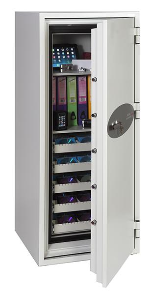 Phoenix Data Commander DS4622K Size 2 Data Safe with Key Lock