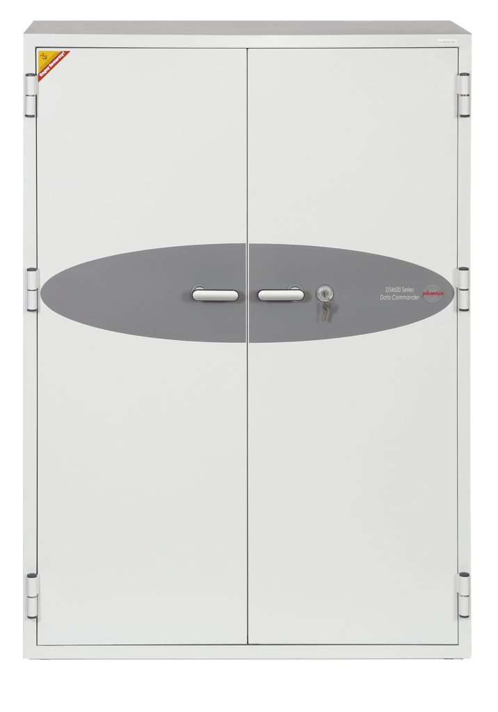 Phoenix Data Commander DS4623K Size 3 Data Safe with Key Lock