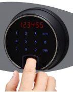 Phoenix Fire Fighter FS0441F Size 1 Fire Safe with Fingerprint Lock 7