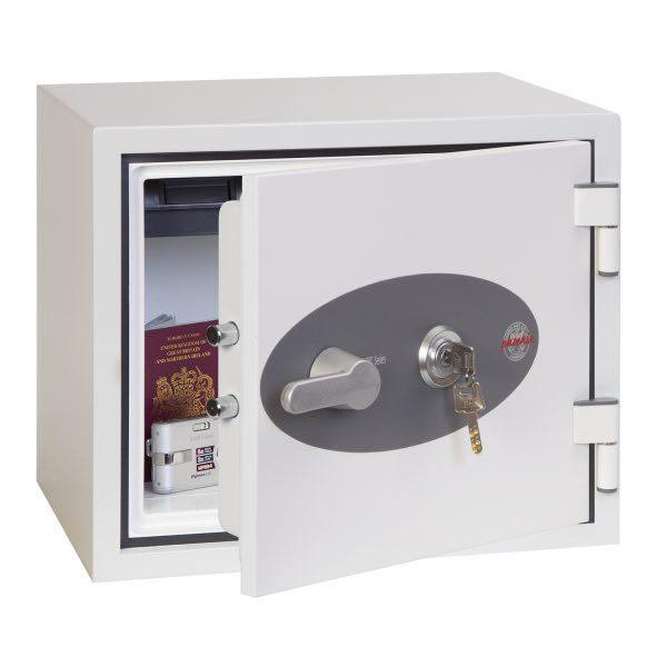Phoenix Titan FS1281K Size 1 Fire & Security Safe with Key Lock