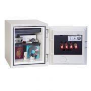 Phoenix Titan FS1282K Size 2 Fire & Security Safe with Key Lock. 4
