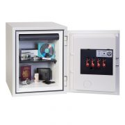 Phoenix Titan FS1283E Size 3 Fire & Security Safe with Electronic Lock 4
