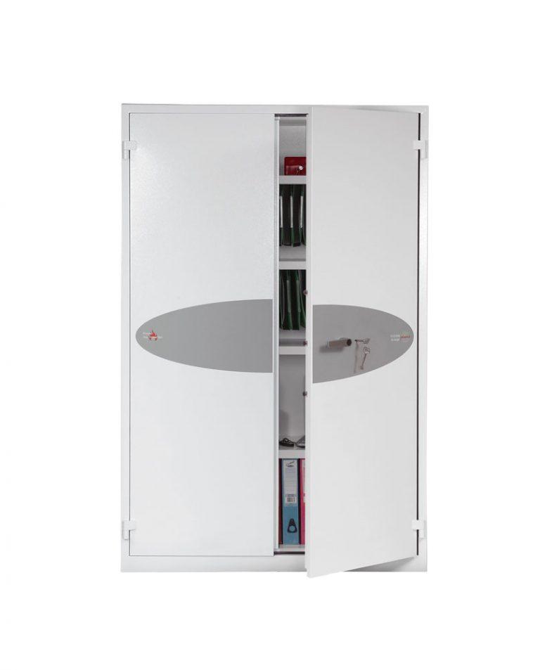 Phoenix Firechief FS1654K Size 4 Fire & S1 Security Safe with Key Lock