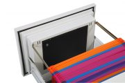 Phoenix World Class Vertical Fire File FS2262F 2 Drawer Filing Cabinet with Fingerprint Lock 11