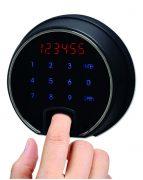 Phoenix Next LS7002FW Luxury Safe Size 2 in White with Fingerprint Lock 5