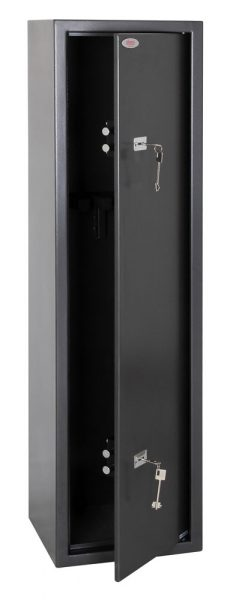 Phoenix Lacerta GS8002K 6 Gun Safe with 2 Key Locks