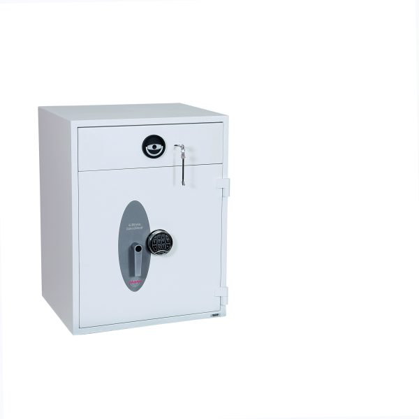 Phoenix Diamond Deposit HS1092ED Size 3 High Security Euro Grade 1 Deposit Safe with Electronic Lock