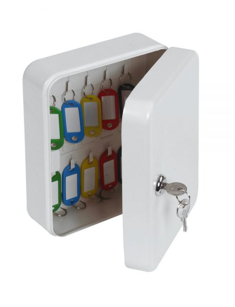 Phoenix 20 Hook Key Box KC0026K with Key Lock