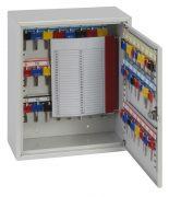 Phoenix Deep Key Cabinet KC0301M 50 Hook with Mechancical Combination Lock 0