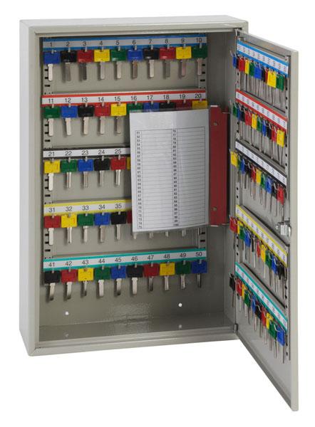 Phoenix Deep Key Cabinet KC0302E 100 Hook with Electronic Code Lock