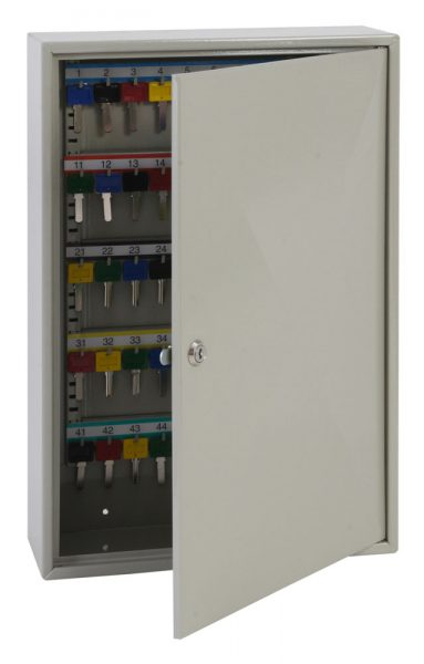 Phoenix Deep Key Cabinet KC0302K 100 Hook with Key Lock