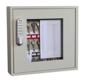 4bd319f8b62 Clear View Key Cabinet KC0402E