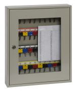 Clear View Key Cabinet KC0402K 1