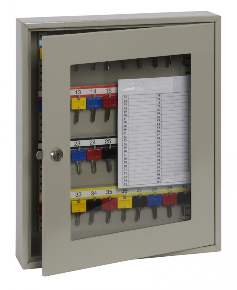 Clear View Key Cabinet KC0402K
