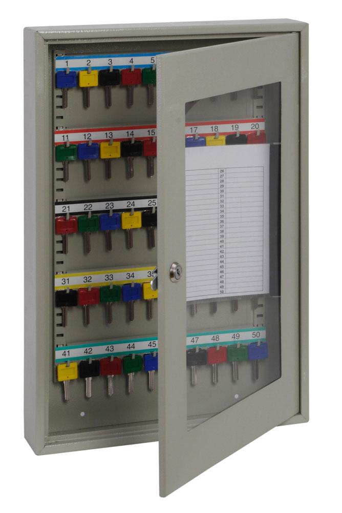 Clear View Key Cabinet Kc0403k Phoenix Safe Company Limited
