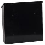 Phoenix Casa Top Loading Letter Box MB0111KB in Black with Key Lock 1