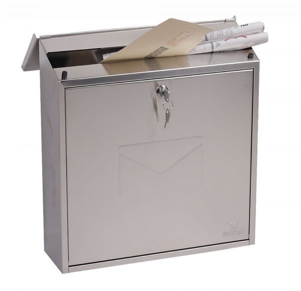 Casa Stainless Steel Letter Box MB0111KS