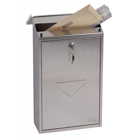 Villa Stainless Steel Letter Box MB0114KS