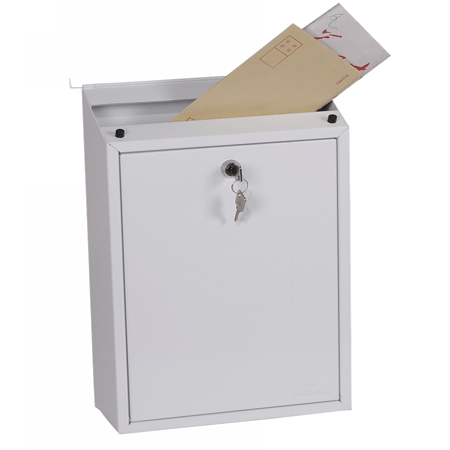 Villa Top Loading Letter Box MB0114KW