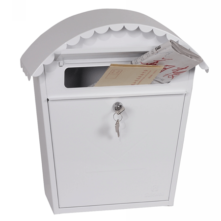 Clasico Front Loading Letter Box MB0117KW