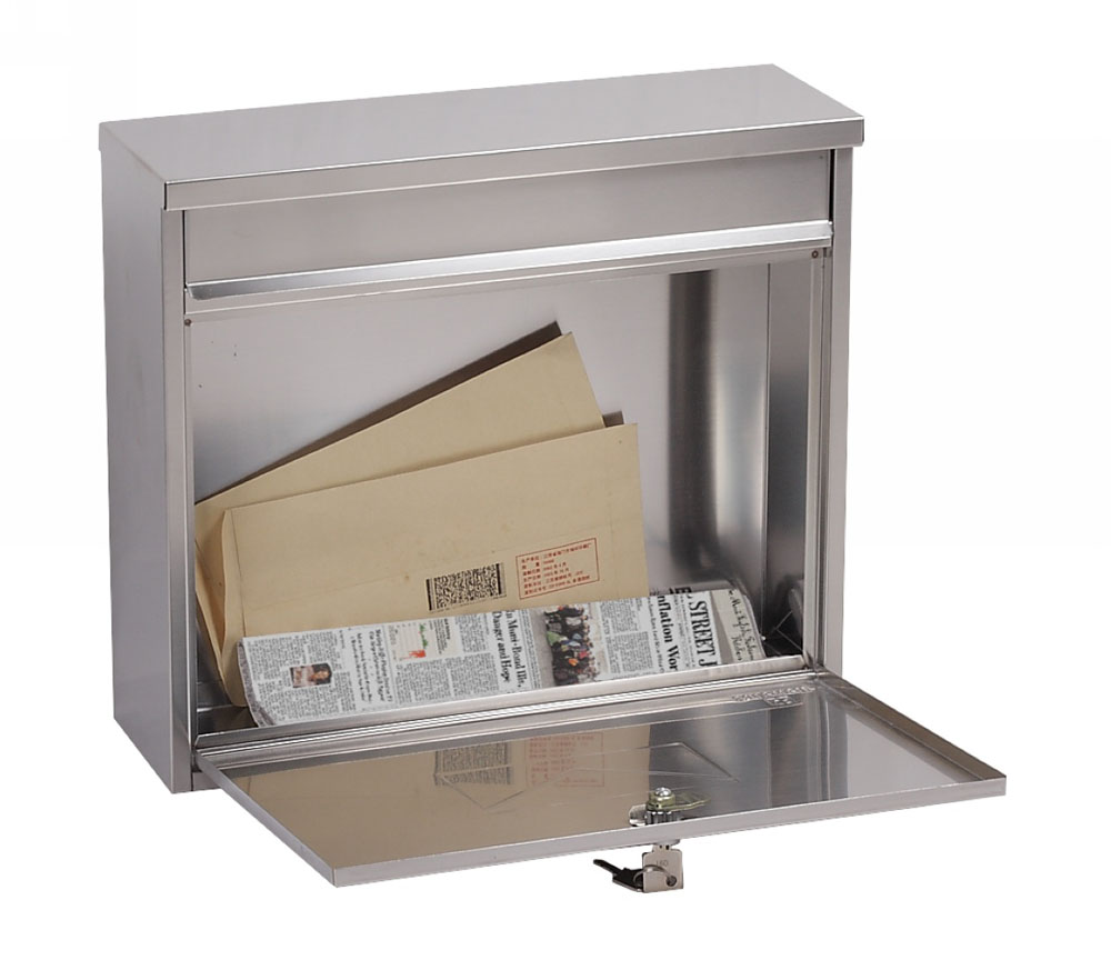 Correo Stainless Steel Mail Box Mb0118ks Phoenix Safe
