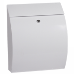 Curvo Top Loading Letter Box MB0112KW 0