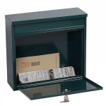Correo Front Loading Letter Box MB0118KG 1