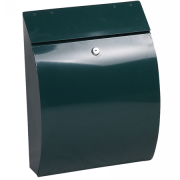 Curvo Top Loading Letter Box MB0112KG 0