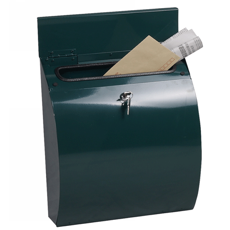 Curvo Top Loading Letter Box MB0112KG