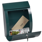 Curvo Top Loading Letter Box MB0112KG 1