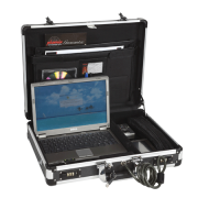 Phoenix Madrid SC0062CG Laptop Security Case with Combination Lock 0