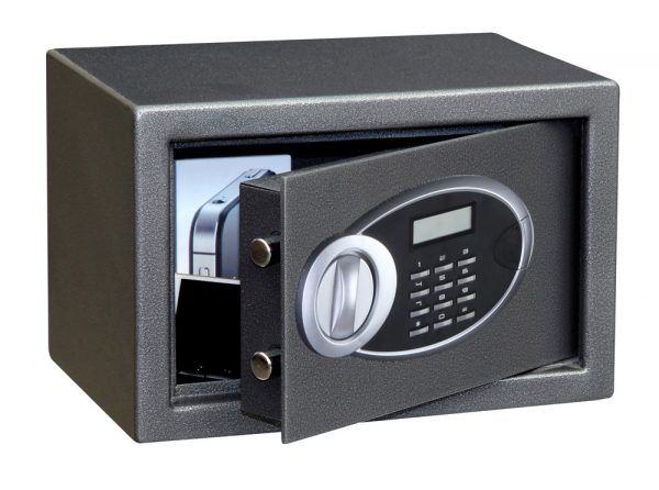 Phoenix Rhea SS0101E Size 1 Security Safe with Electronic Lock