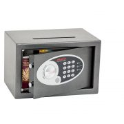Phoenix Vela Deposit Home & Office SS0801ED Size 1 Security Safe with Electronic Lock 1