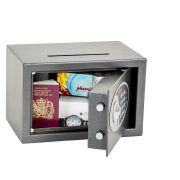 Phoenix Vela Deposit Home & Office SS0801ED Size 1 Security Safe with Electronic Lock 2