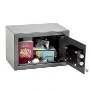 Phoenix Vela Home & Office SS0801K Size 1 Security Safe with Key Lock 3