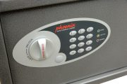Phoenix Vela Deposit Home & Office SS0802ED Size 2 Security Safe with Electronic Lock 4