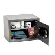 Phoenix Vela Home & Office SS0802K Size 2 Security Safe with Key Lock 3
