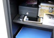 Phoenix Vela Home & Office SS0802K Size 2 Security Safe with Key Lock 6