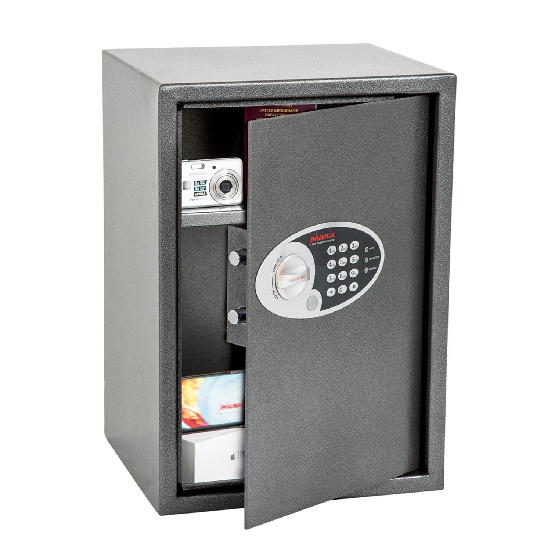 Vela Home & Office Safe SS0804E