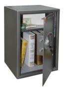 Phoenix Vela Deposit Home & Office SS0804ED Size 4 Security Safe with Electronic Lock 1